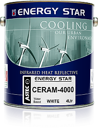 ENERGY STAR CERAM 4000 WHITE