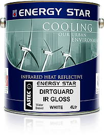 ENERGY STAR DIRTGUARD IR GLOSS