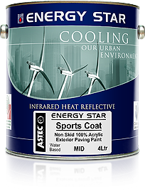 ENERGY STAR SPORTS COAT