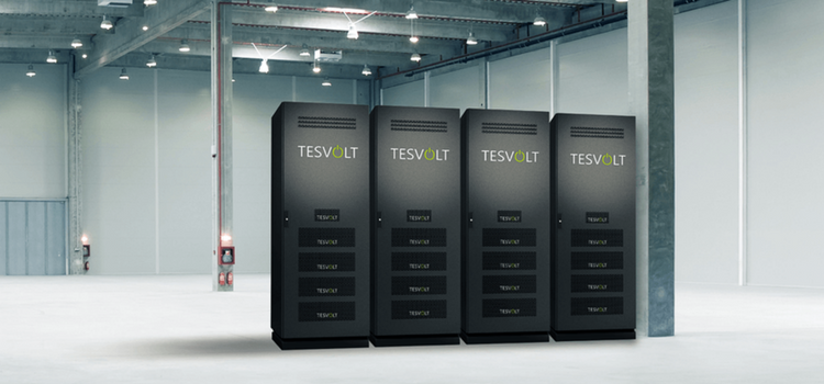 Energy Storage Commercial Batteries