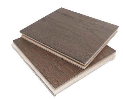 Engineered Timber - Series E2 – European & American White Oak (Oak Avana)