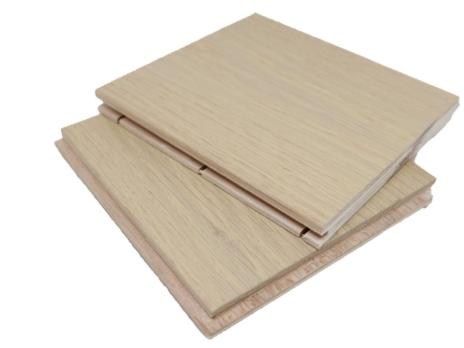Engineered Timber - Series E2 – European & American White Oak (Oak Camel)