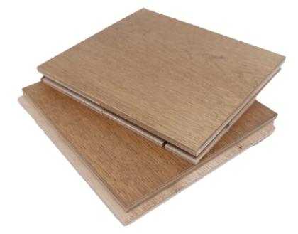 Engineered Timber - Series E2 – European & American White Oak (Oak Cortina)