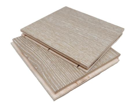 Engineered Timber - Series E2 – European & American White Oak (Oak Grey Washed)