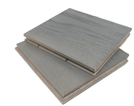 Engineered Timber - Series E2 – European & American White Oak (Oak Mocha)