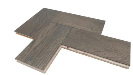 Engineered Timber - Series E2 – European & American White Oak(Oak Dame – Herringbone)