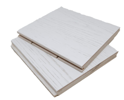 Engineered Timber - Series E2 – European & American White Oak(Oak Enamel White)