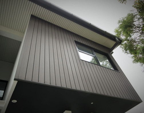 EnviroSlat Weatherproof Composite Timber Cladding
