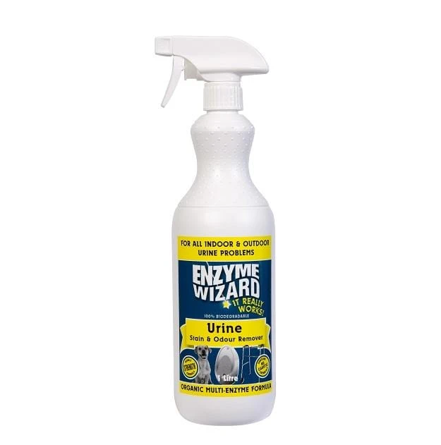 Enzyme Wizard Urine Stain and Odour