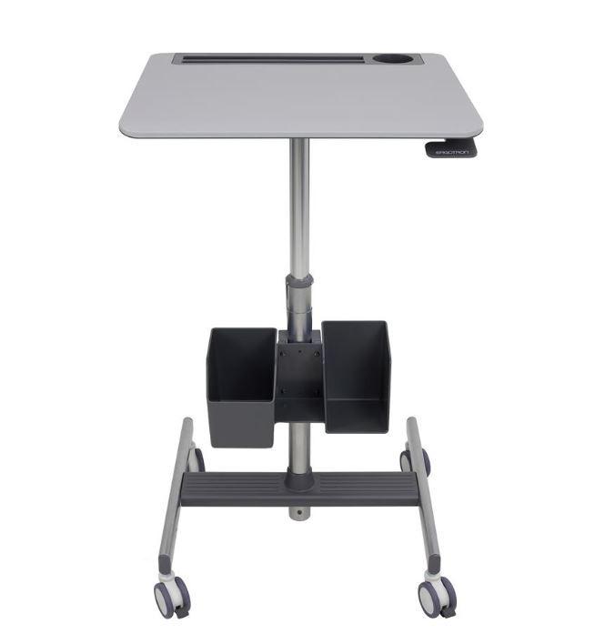 ERGOTRON LEARNFIT SE SIT-STAND (SHORT) – MOBILE STUDENT DESK