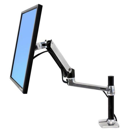 ERGOTRON LX DESK MOUNT LCD ARM – TALL POLE