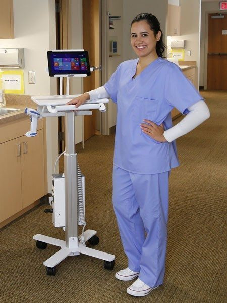 ERGOTRON STYLEVIEW TABLET CART