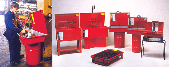 ERS Parts Washers