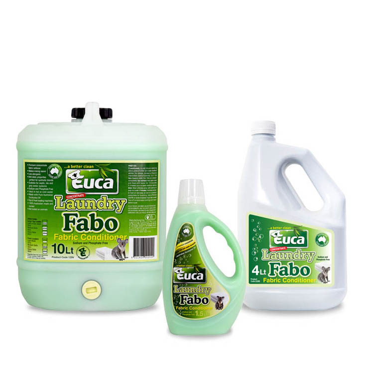 Euca Fabo Fabric Concentrated Softener Conditioner