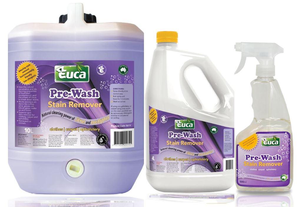Euca Natural Pre Wash Stain Remover
