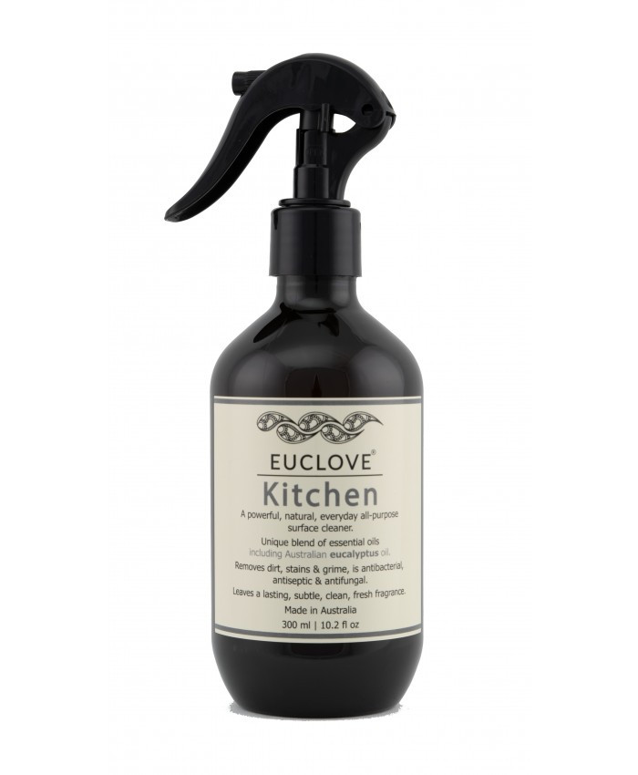 Euclove Kitchen Cleaner 300 ml / 500 ml