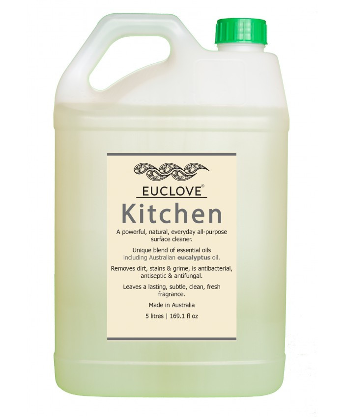 Euclove Kitchen Cleaner 5 litre