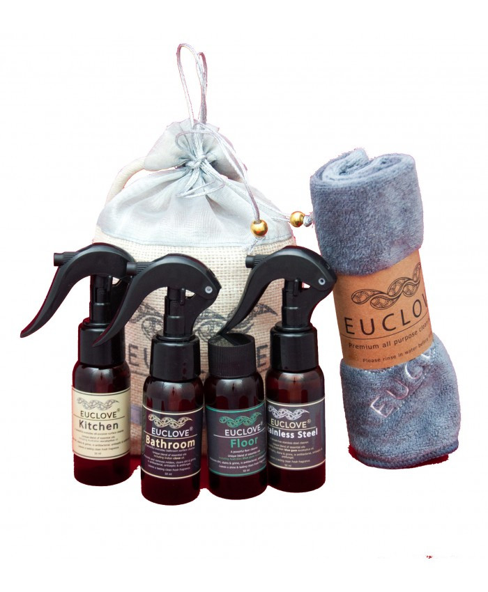 Euclove Sampler Pack