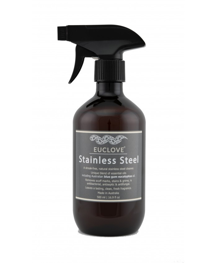 Euclove Stainless Steel Cleaner 300ml/  500 ml