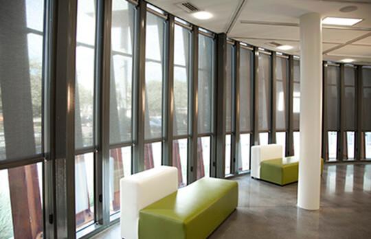 Euroscreen Transparent Metallised