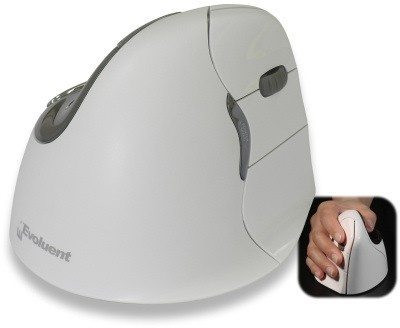 EVOLUENT VERTICAL MOUSE 4 – RIGHT HAND – BLUETOOTH FOR MAC