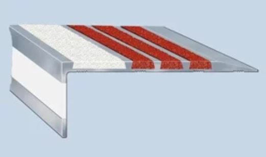Extra Visual Stair Tread Nosings
