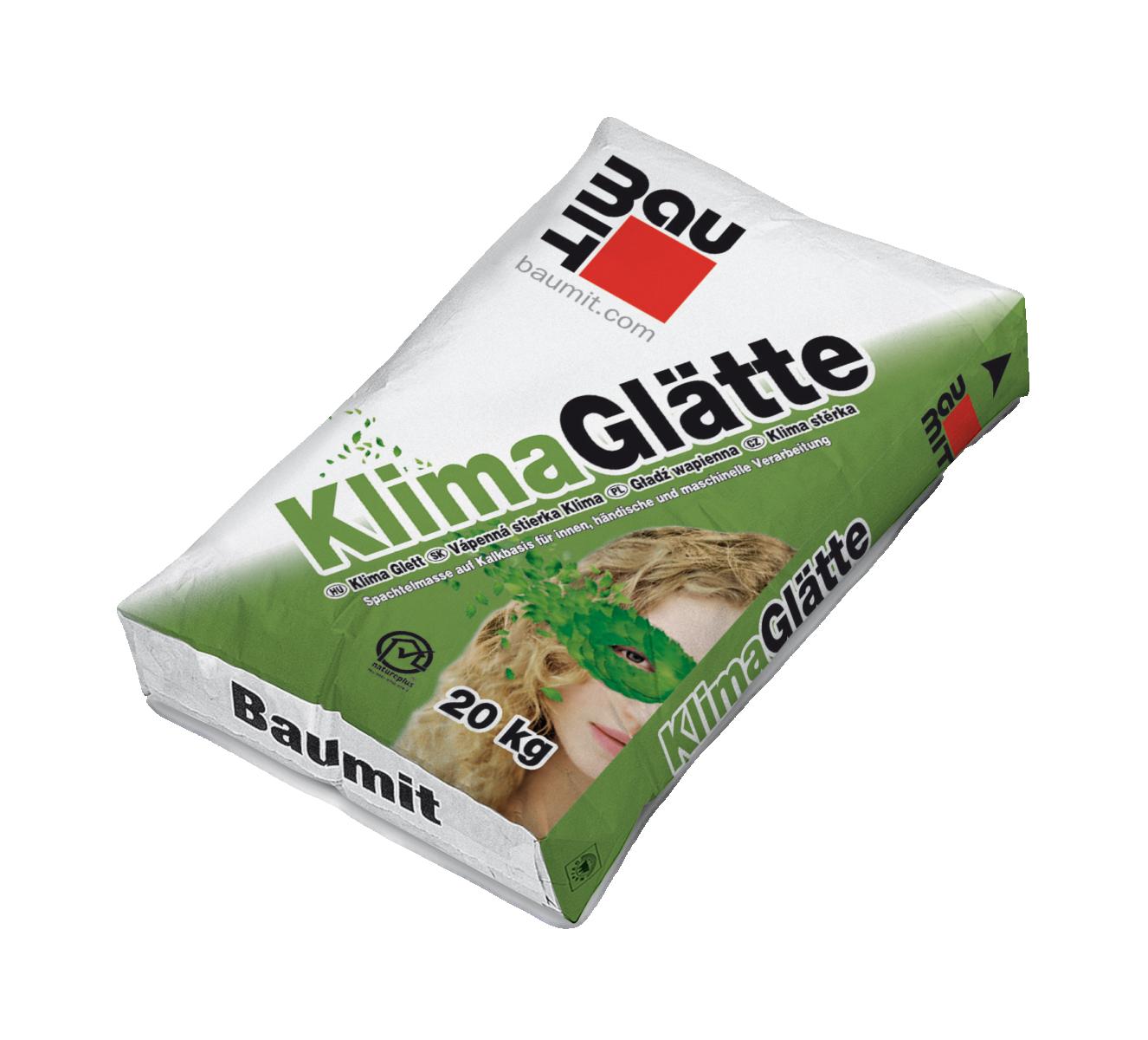 Extremely Fine Lime Finishing Plaster – Baumit Klima Glatte