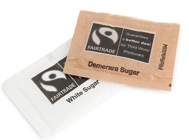 Fairtrade Brown Sugar Sachet