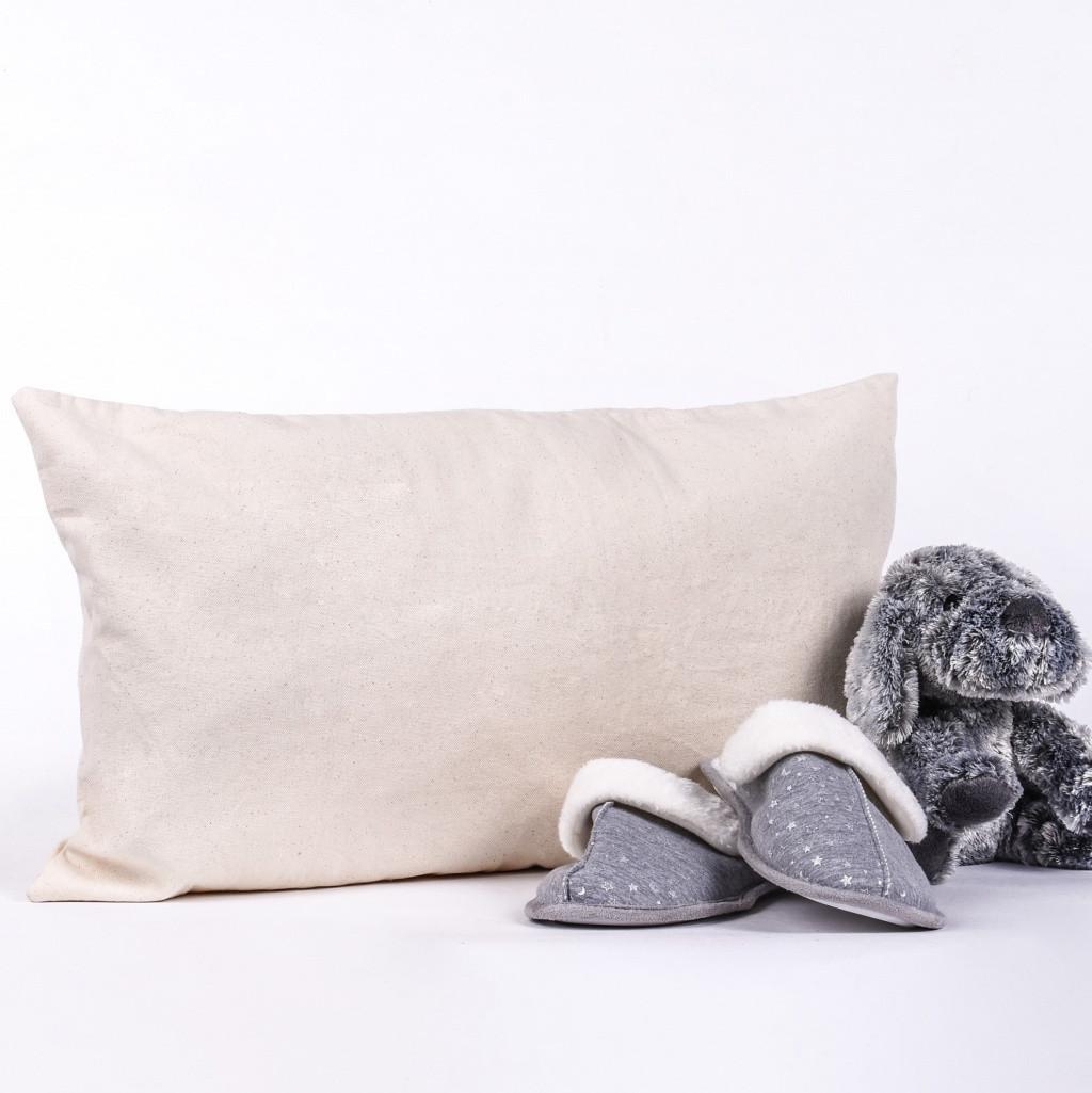 Fairtrade & Organic Rectangle Cushion Cover