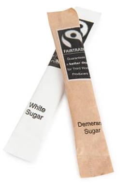 Fairtrade White Sugar Stick