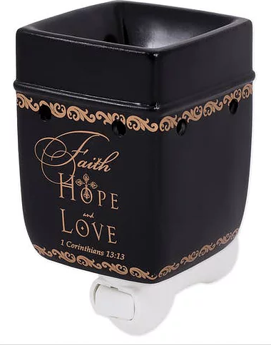 Faith Hope Love Plug-in Warmer