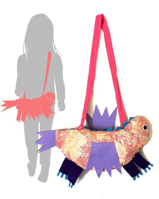 Fancy sling bag for kids – Lisa