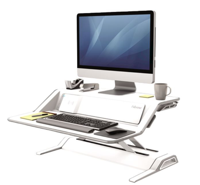 FELLOWES LOTUS DX SIT-STAND WORKSTATION