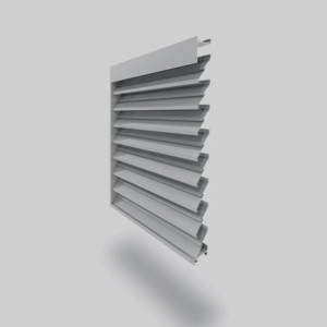 Fixed Louvres