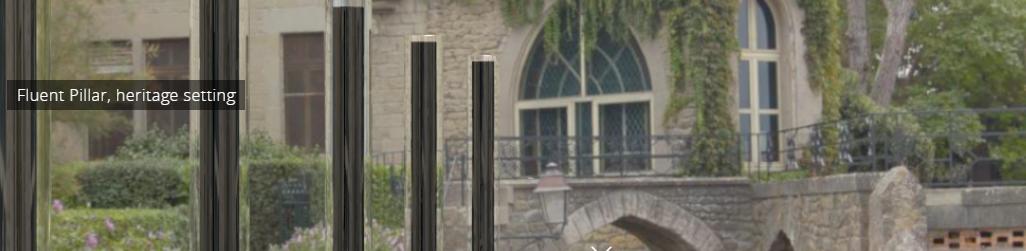 Fluent Column Solar Thermal Collector