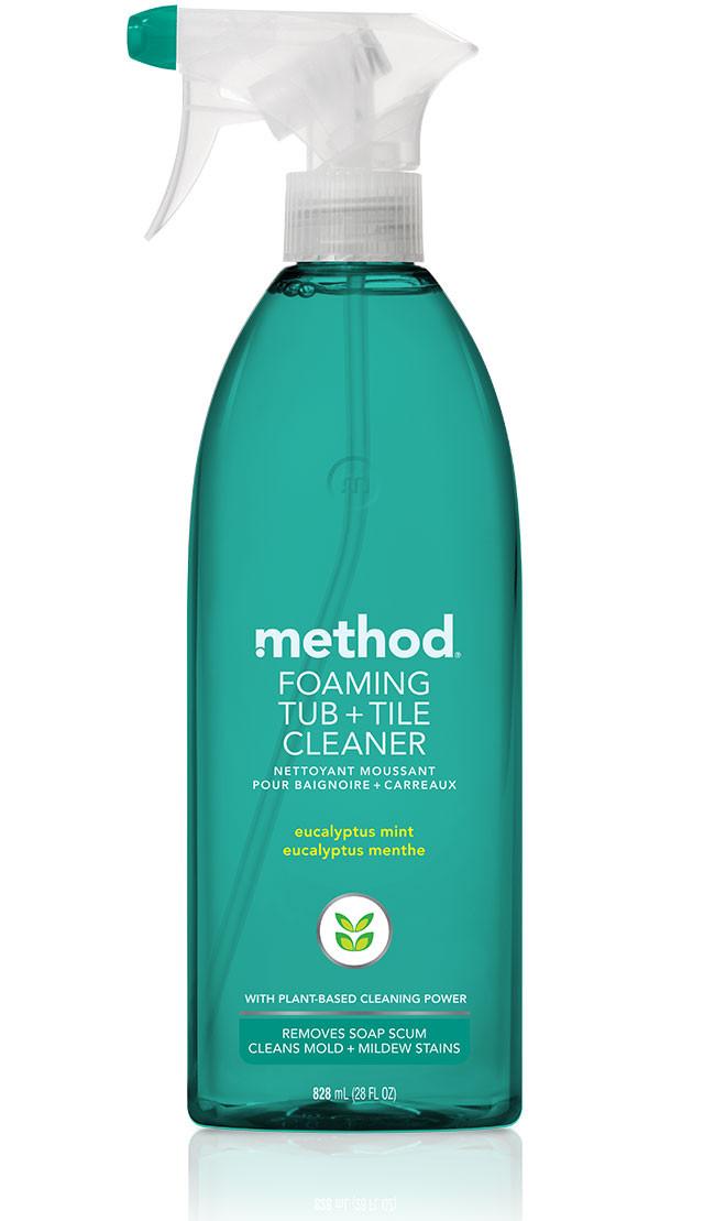 Foaming Bathroom Cleaner - Eucalyptus mint