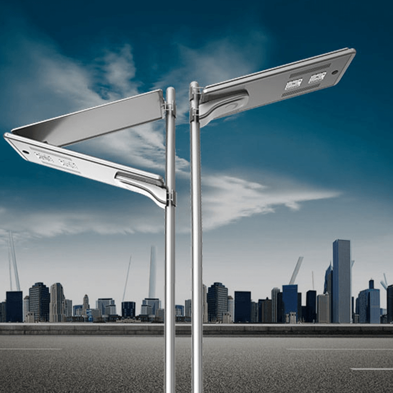 Foldable All In One Solar Street Light