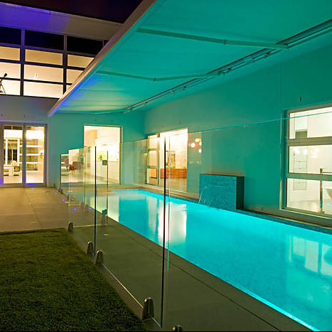 Frameless Swimming Pool Fencing