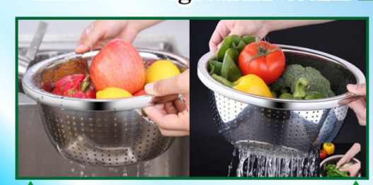 Fruits and Vegetables wash
