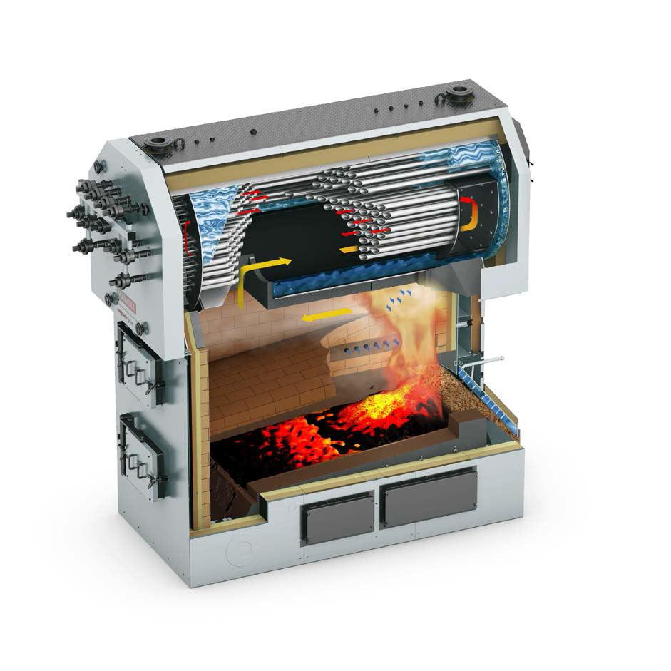 FSB Range Biomass Boiler