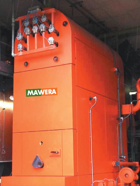 FSR Range Biomass Boiler