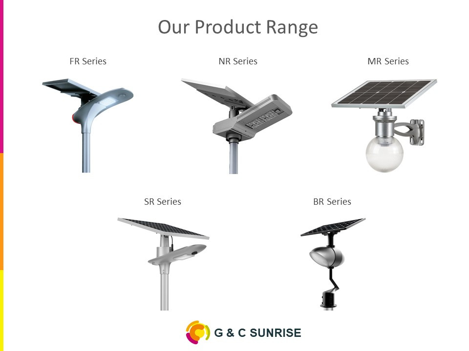 G&C SUNRISE SOLAR SYSTEM