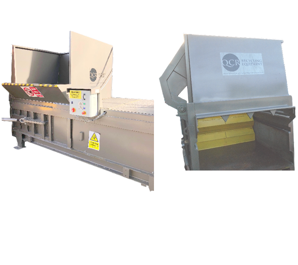 General Waste Recycling - QCR Static Compactors
