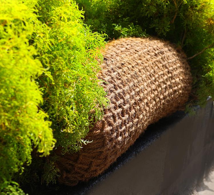 Geo Textiles - Coir Logs (Coir Rolls)