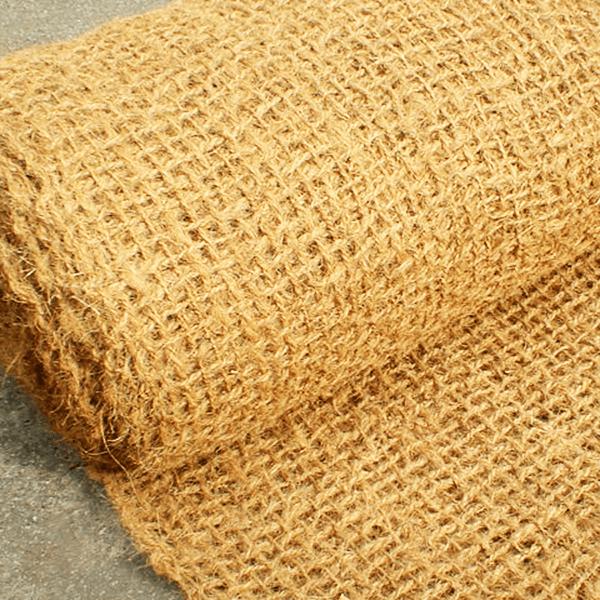 Geo Textiles - Coir Yarn Geotextiles (Coir Yarn Matting)