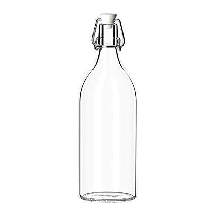 GLASS BOTTLE – 1L
