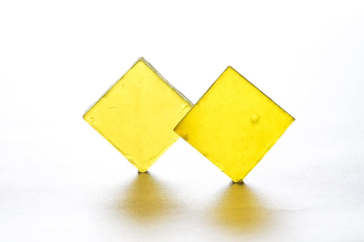 Glycerine / Square Design - 15 G