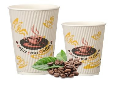 Go-Pak Ripple Enjoy Cups