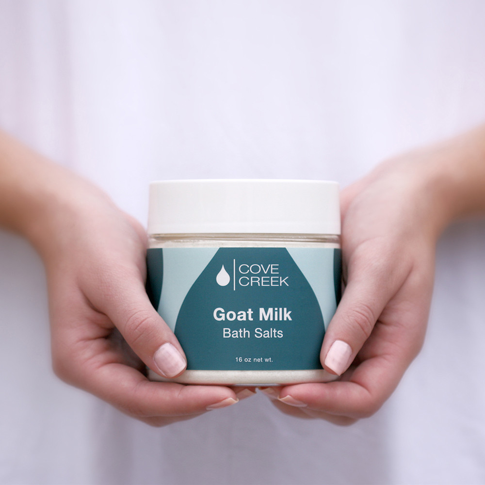 Goat Milk Bath salt