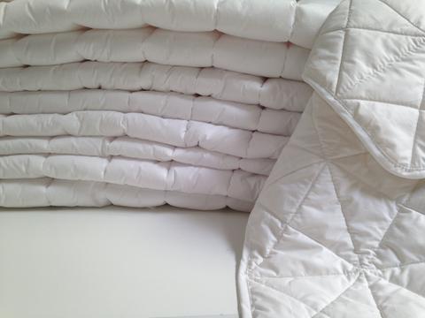 GOTS Certified Organic Wool Cot Duvet